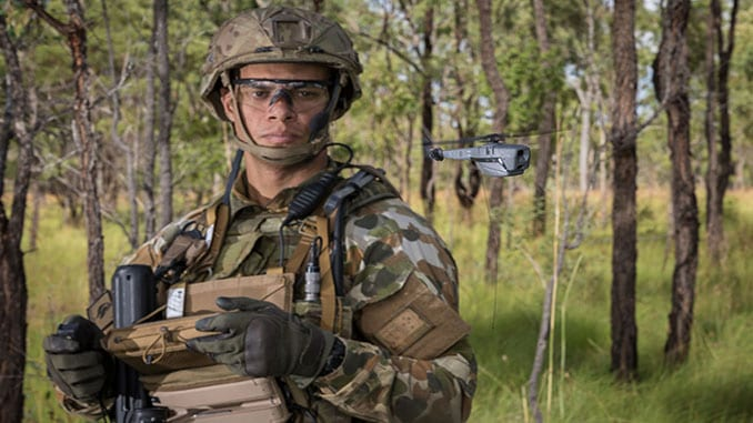 FLIR Launches Next-Generation Black Hornet 3 Nano-UAV