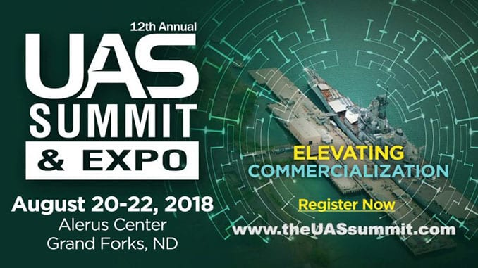UAS Magazine Announces Preliminary Agenda for 2018 UAS Summit & Expo