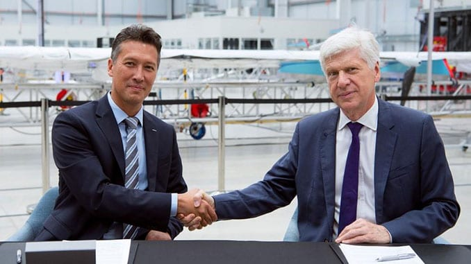 Airbus and International SOS Sign MoU for UAS Medical Cargo Delivery