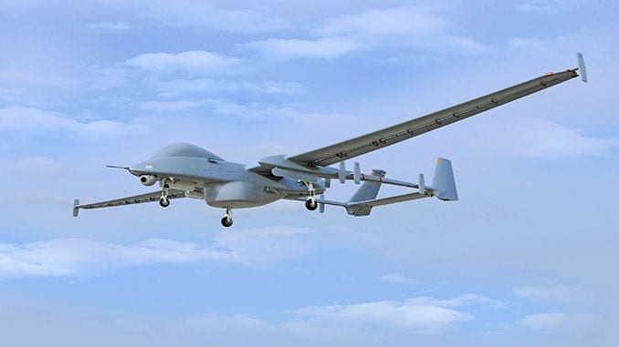 IAI presents new Anti-Submarine Capabilities for RPAs