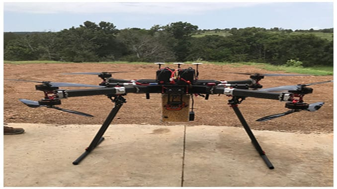 Choctaw Nation of Oklahoma Completes Successful Drone