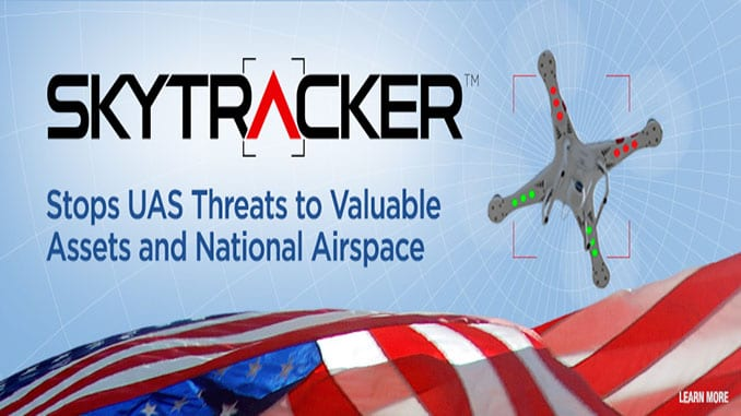 CACI-Designed SkyTracker Solution