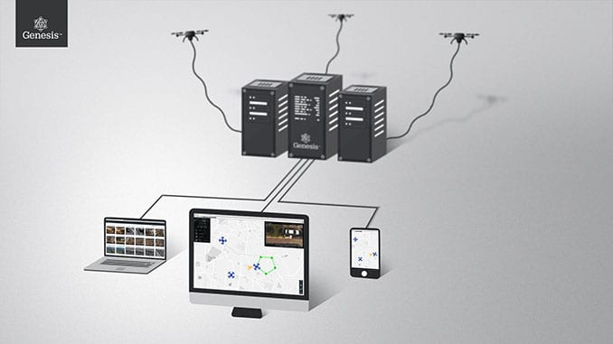 Asteria Aerospace Launches Genesis, an Industrial IoT Platform