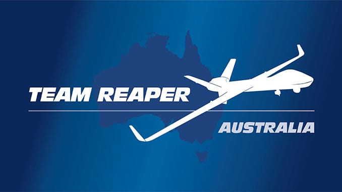 General Atomics Aeronautical Systems Expands Team Reaper Australia