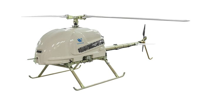 Bharat Drone Systems And Its Technological Partner UAVOS