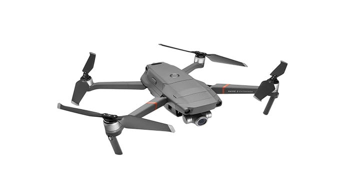DJI Unveils Mavic 2 Enterprise