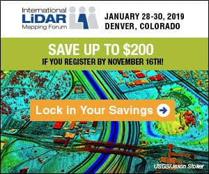 Lidar Mapping fourm 2019