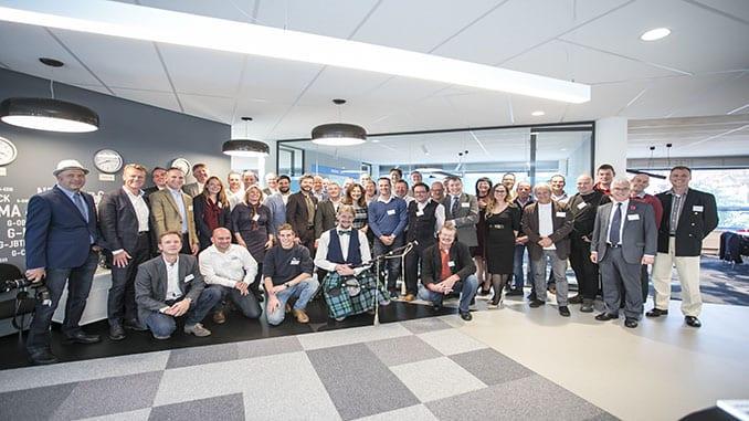 Trig Avionics Netherlands – Official Office Opening - Amersfoort