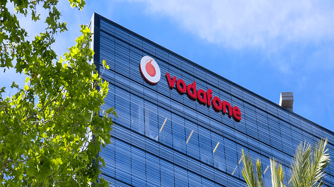 Vodafone successfully completes first EU trial with drones