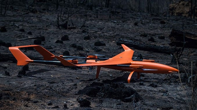 ALTI UAS Launches Enhanced VTOL UAV for Search and Rescue Operations