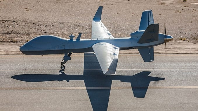 GA-ASI Receives Experimental Certification on Newest MQ-9B SkyGuardian