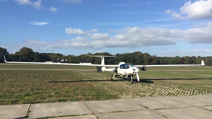 Logos Technologies Demonstrates its Redkite Airborne, Wide-Area Sensor in the Netherlands