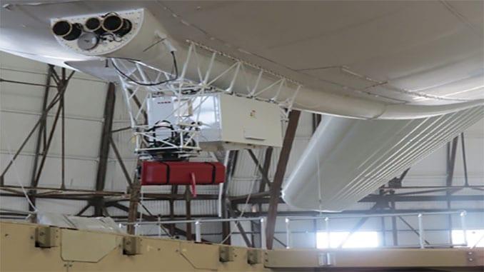 Lockheed Martin Successfully Integrates Advanced Radar System With Unmanned Aerostat