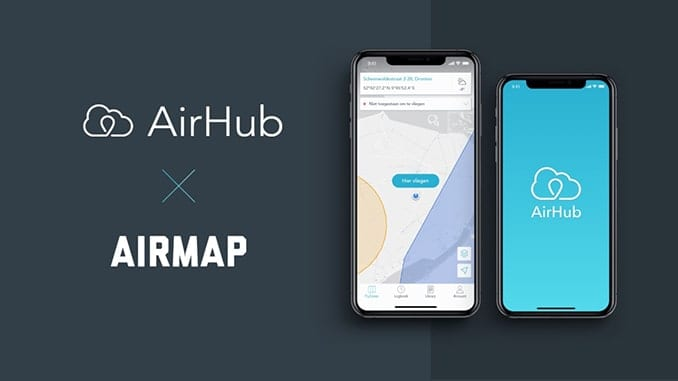 AirHub Launches Drone Management Software with AirMap UTM Integration