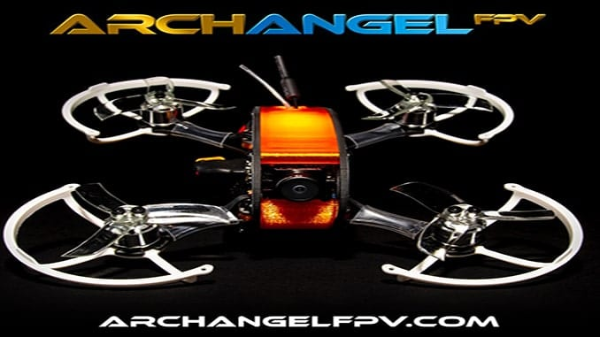 Archangel FPV LLC Releases Limited Edition DR1 Racing Drones