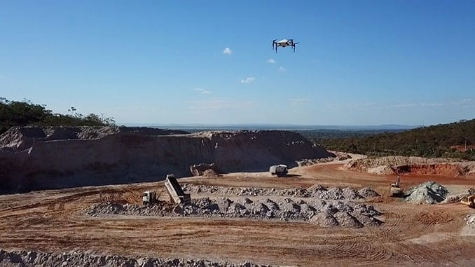 Teck Enhances Mining Survey Efficiency with Skycatch High Precision Package