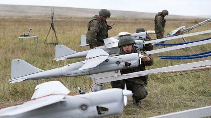 Range Of Russian Drones' Electronic Jamming Capability Increased To 100 km
