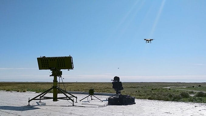 IAI's ELTA Drone Guard Counter-Drone System Offered to Gatwick Airport for Immediate Placement