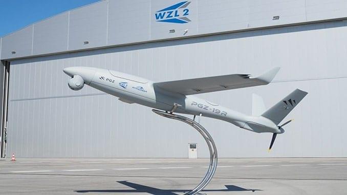 Orlik UAV Programme: Contract Worth PLN 800 Million