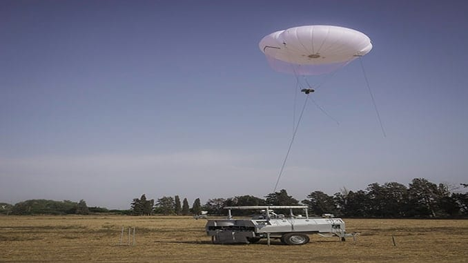 RT to Provide its SkyStar 180 aerostat to a State Police in India
