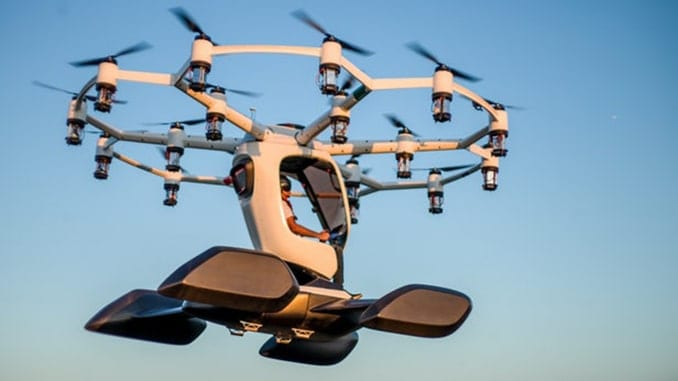 LIFT Aircraft Unveils Personal Multirotor Aircraft, Experiential Entertainment Plans