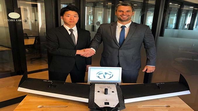 Terra Drone Japan and Plimsoll UAV Sign Joint Venture Agreement in Brazil