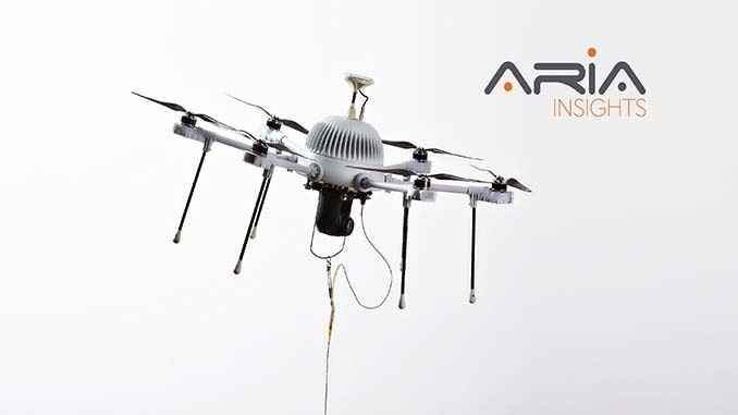 Aria Insights Launches To Turn Drone Collected Data Into Actionable Intelligence With A.I.