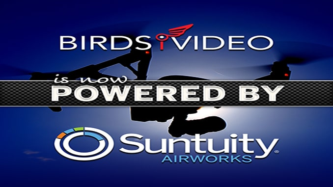 Suntuity AirWorks Expands Its Global UAV Services Through the Acquisition of BirdsiVideo