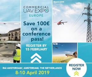UAV Expo Europe 2019