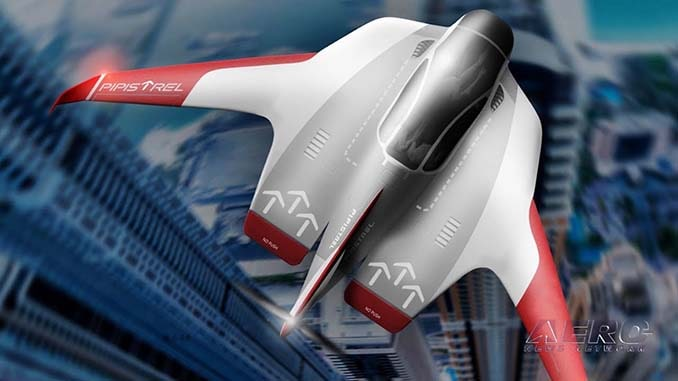 Pipistrel And Honeywell Will Collaborate On Autonomous VTOL Technologies