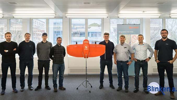 Wingtra Partners With Norwegian Survey And Construction Company, Blinken AS