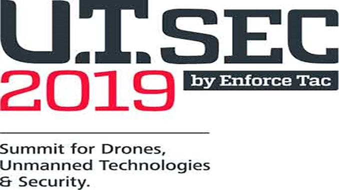 U.T.SEC 2019 – Unmanned Technologies & Security Expo & Conference