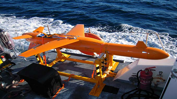Leonardo's M-40 target drone sees first action in Italian Navy training