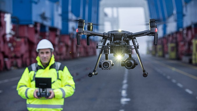 DJI Improves Enterprise Drones And Fleet Management Software To Enable Next Level Commercial Drone Operations