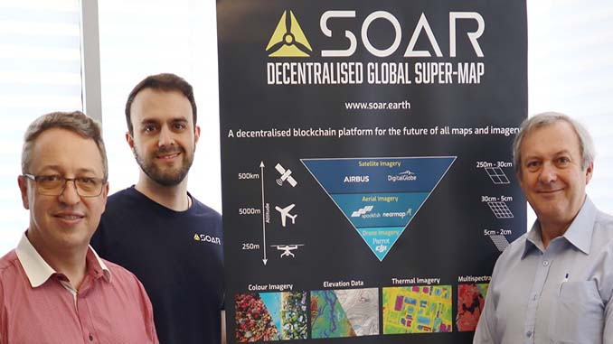 SOAR And RelmaTech Partner On Precision Drone Mapping