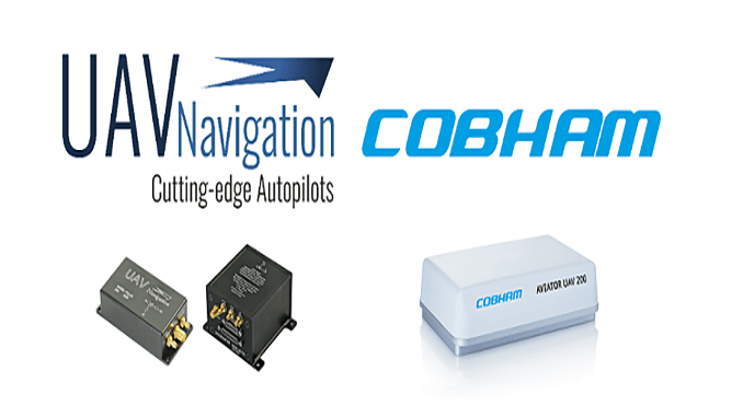 UAV Navigation Teams With Cobham To Provide Outstanding SATCOM Solution For UAVs