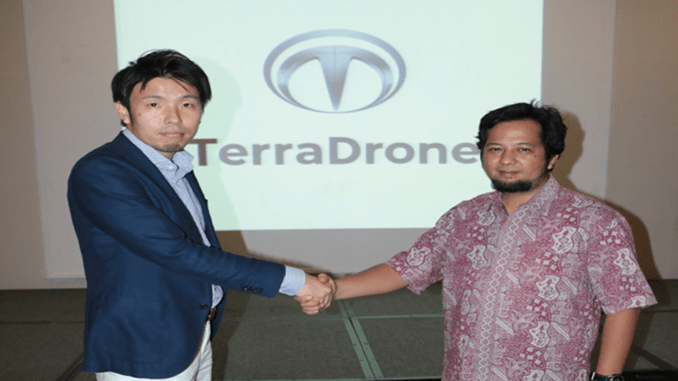 Terra Drone Invests in Indonesia's Drone Service Company AeroGeosurvey Indonesia