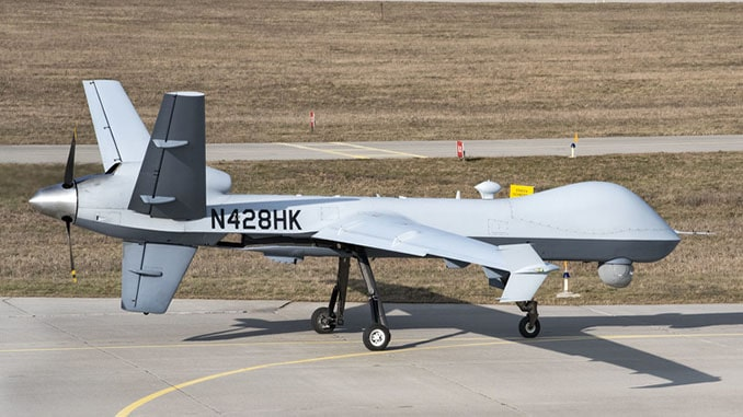 MQ-9 detachment becomes fully operational