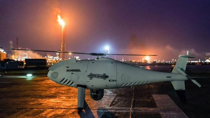 Kongsberg Geospatial's IRIS Enables Aerial Robotix To Conduct BVLOS Pipeline Inspection