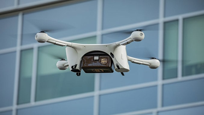 UPS Partners With Matternet To Transport Medical Samples Via UAS