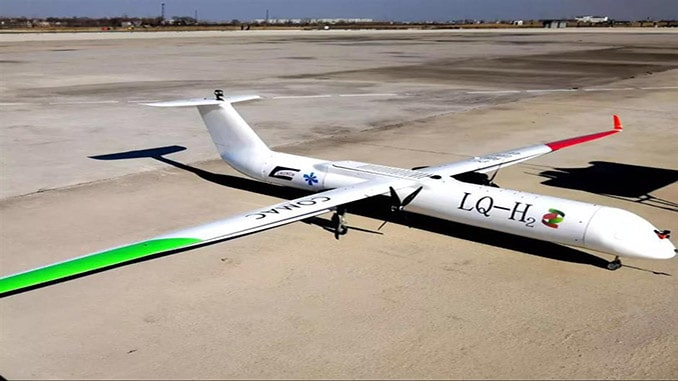 China Develops New Hydrogen Fuel Battery Powered UAV