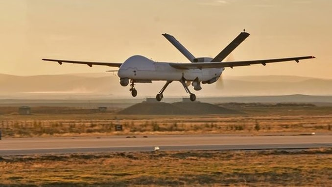 Turkish Defense Giant TAI's ANKA-2 UAS To Make First Flight This Year