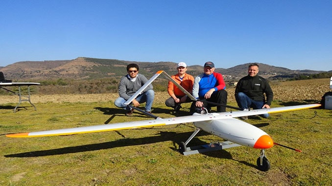 ESA BIC start-up from The Netherlands tests at BCN Drone Center