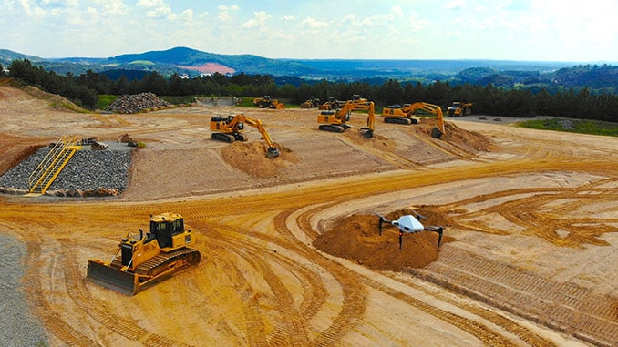 Skycatch And Komatsu Australia Partner To Boost Project Efficiency