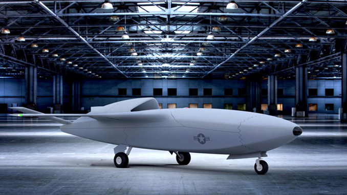 USAF Skyborg Program To Work On Prototype Autonomous Air Vehicle