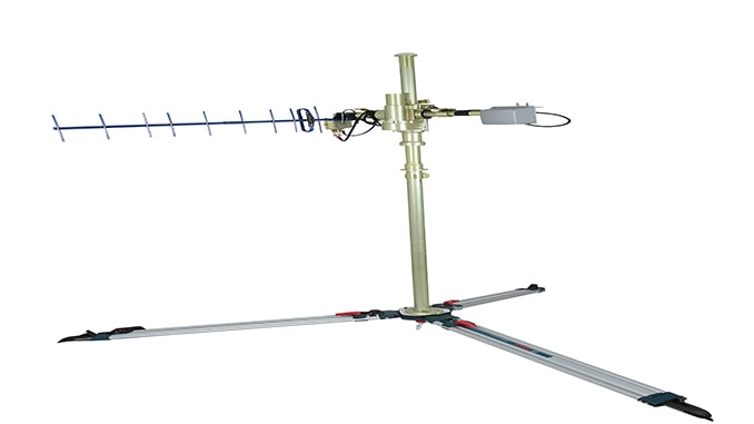 UAVOS Developed New Auto-Tracking Antenna System for Unmanned