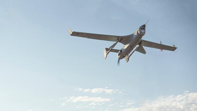 IMSAR's NSP-5 Radar Moving into Production for a Navy & Marine Corps Small Tactical UAS