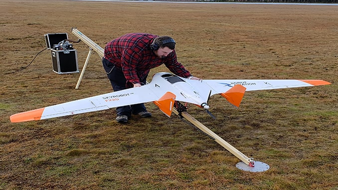 SkySkopes And Robot Aviation Fly BVLOS In Norway