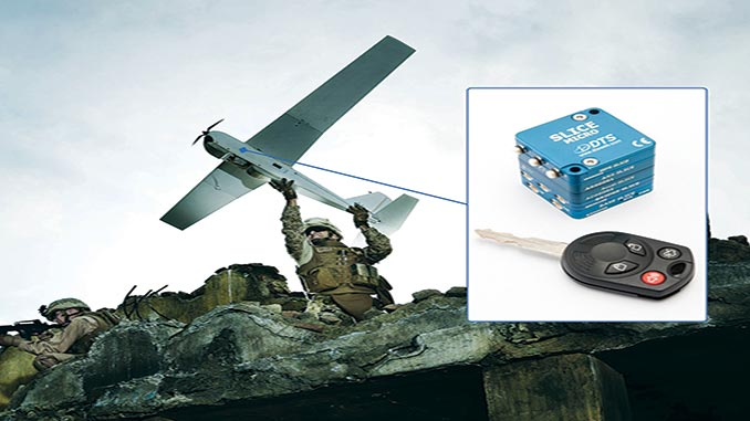 Rugged Data Recorders Small Enough to Fit Onboard Drones