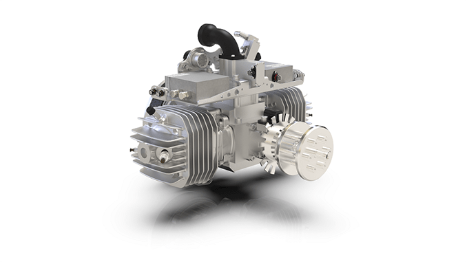 Sky Power Presents New Engine Families At The Xponential 2019